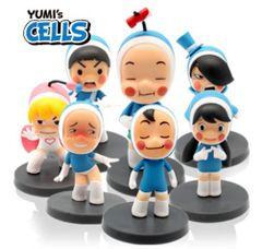 Webtoon Boom 5 yumi's cell