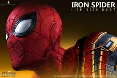 Queen Studios Iron Spider Life Size Bust