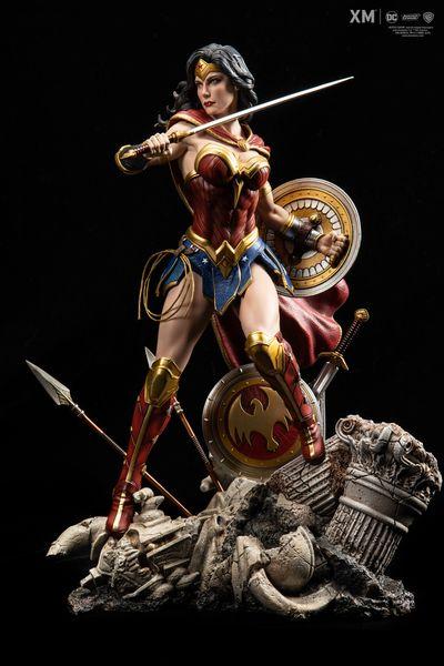 XM 1/6 Wonder Woman - Rebirth (Sold out)
