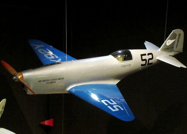 """Crosby CR-4 24"""" (Prototype*)"""