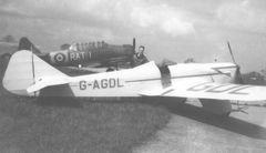 "Miles M.5 Sparrowhawk 26"" (Prototype*)"