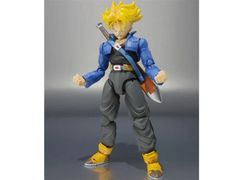 "Dragon Ball Z: S.H. Figuarts - Trunks Premium Color Edition ""SHIPPING INCLUDED"""
