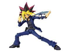 Yu-Gi-Oh! The Dark Side of Dimensions Vulcanlog Figure - Yugi Mutou Shipping Included