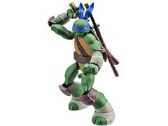 Teenage Mutant Ninja Turtles - TMNT Revoltech Figure - Leonardo (Reproduction) Free shipping