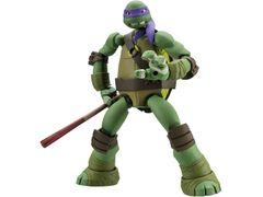 Teenage Mutant Ninja Turtles - TMNT Revoltech Figure - Donatello (Reproduction) Free shipping