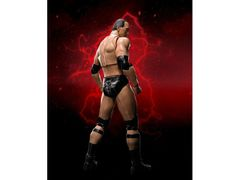 S.H. Figuarts - WWE - The Rock Shipping Included