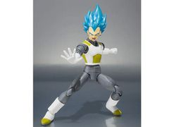Dragon Ball Z: Resurrection 'F' S.H. Figuarts - SSGSS Vegeta In Stock