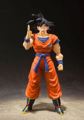 "Son Goku -A Saiyan Raised On Earth- ""Dragon Ball Z"", Bandai S.H.Figuarts (ETA 07/18-08-18) PREORDER"