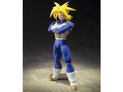 "Dragon Ball Z: S.H. Figuarts - Trunks Armored Edition ""Shipping Included"""
