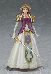 """The Legend Of Zelda figma No.318 Zelda (Twilight Princess) """"In Stock"""""""