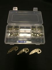 QSC ADJUSTABLE AND NON ADJUSTABLE WEIGHT KITS