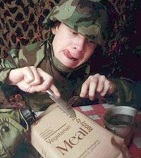 Meal Ready To Eat (MRE)