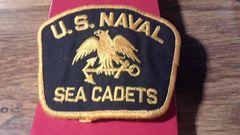 US Navy Sea Cadet patch