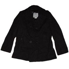 US NAVY WOMEN'S PEA COAT SIZE 12L