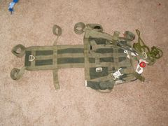 Vietnam Era Parachute Rigging dated 1965