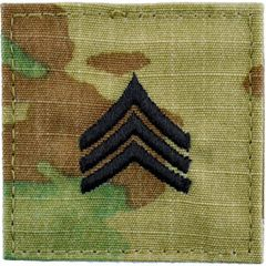 OCP (Multicam) Rank w/ hook and latch Officer and Enlisted