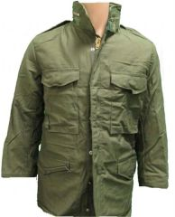 used OD Green Camouflage, BDU M-65 Field Jacket