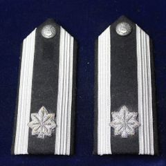 US Air Force Lieutenant Colonel Shoulder Boards