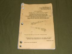 Department of the Army Technical Manual TM 9-1005-213-10 Operator's Manual, Machine Gun, Caliber .50 Browning, M2.