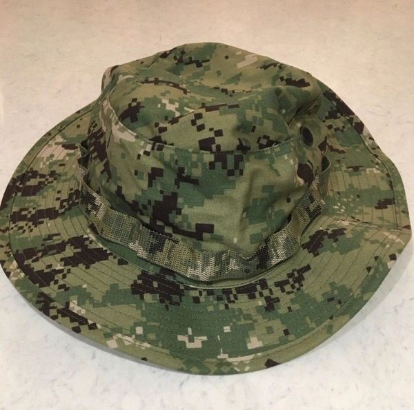 4e9e495aaea21 ... low cost new nwu type iii frog combat aor2 us navy usn boonie hat ff3ab  85e3f
