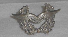West German Air Force Luftwaffe cap badge