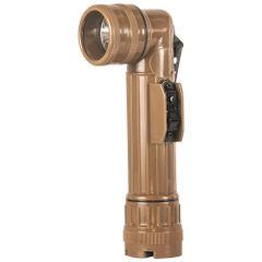 Anglehead Flashlight with Switchguard