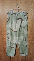 New 6 Pocket Combat Uniform DESERT PATTERN (BDU style) Pants