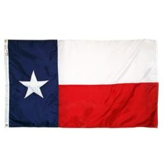 State of Texas 2'x3' Flag