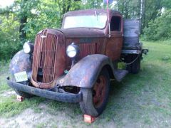 SOLD 1936 Dodge 1 ton truck