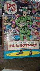 PS magazine from June 1981 30th Anniversary edition!