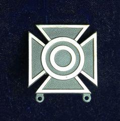 US Army Sharpshooter Badge satin finish