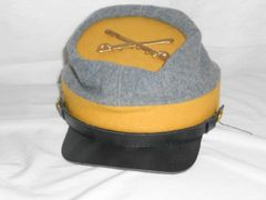 Civil War Confederate Cavalry Troopers Hat (reproduction)