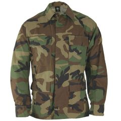 New Woodland BDU Coat By Propper