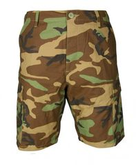 New - Propper Woodland Camo Shorts Size XL