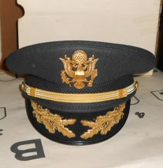 Vintage Field Grade Officers Hat