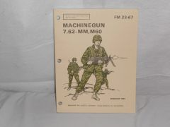 FM 23-67 Machinegun 7.62mm M60