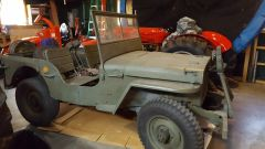 Sold 1943 GPW Jeep for sale. Sold
