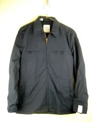 USN Utility Jacket Black
