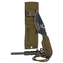 "6.875"" Half Tang Survival Knife"