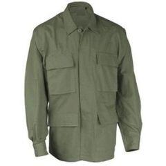 Olive Drab 4 pocket Coat