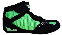 Rasslin Neo 3.0 Youth Wrestling Shoes (Neon Green)