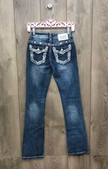 DC0608BC - Denim Couture Boot Jeans