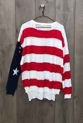 N5023- Patriotic Striped Design