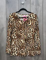 LEP002 - Leopard Print Long Sleeve