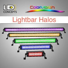 LED Concepts ColorMorph Lightbar Halo