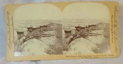 Vintage Keystone View Company Stereoview Card Chinese Soldiers Tien-Tsin China