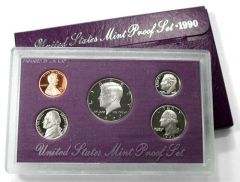 MINT 1990 S United States Mint Proof Set #5978