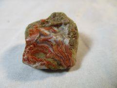 Unique Fairburn Agate from South Dakota #5539