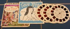 about View Master Classic Tales Snow White and The Seven Dwarfs 3 Disc Set 1955