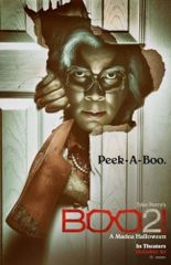 BOO 2 A MADEA HALLOWEEN MOVIE POSTER 2 Sided ORIGINAL 27x40 TYLER PERRY #T5